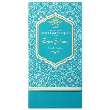 Comptoir Sud Pacifique Epices Sultanes parfémovaná voda unisex 4