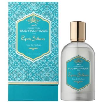 Comptoir Sud Pacifique Epices Sultanes parfémovaná voda unisex