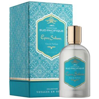 Comptoir Sud Pacifique Epices Sultanes parfémovaná voda unisex 1