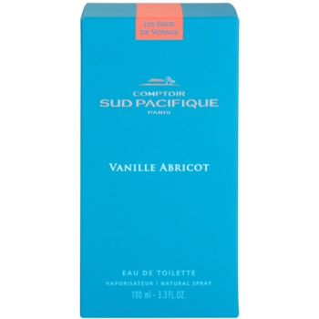 Comptoir Sud Pacifique Vanille Abricot тоалетна вода за жени 4