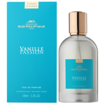 Comptoir Sud Pacifique Vanille Passion Eau De Parfum pentru femei