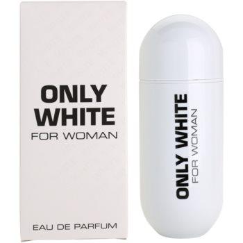 Fotografie Concept V Only White parfemovaná voda pro ženy 80 ml