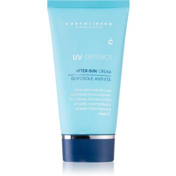 Corpolibero UV-Defence Aftersun Cream ingrijire hidratanta dupa expunerea la soare cu efect de nutritiv