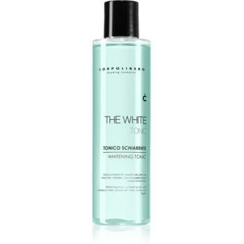 Corpolibero The White Tonic tonic pentru curățarea tenului impotriva imperfectiunilor pielii