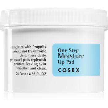 Cosrx One Step Moisture discuri pentru indepartarea impuritatilor cu efect de hidratare imagine produs