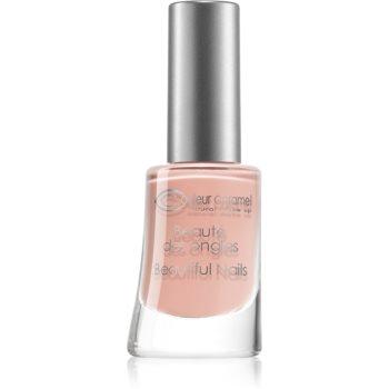 Couleur Caramel Beautiful Nails lac de unghii pentru manichiura frantuzeasca