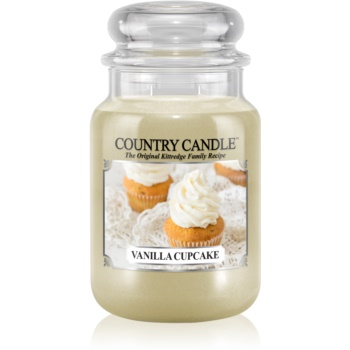 Country Candle Vanilla Cupcake lumanari parfumate 652 g