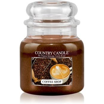 Country Candle Coffee Shop lumanari parfumate 453 g