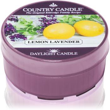 Country Candle Lemon Lavender lumânare poza