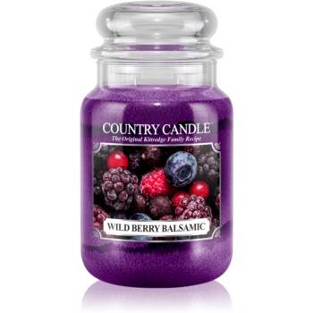 Country Candle Wild Berry Balsamic lumanari parfumate 652 g