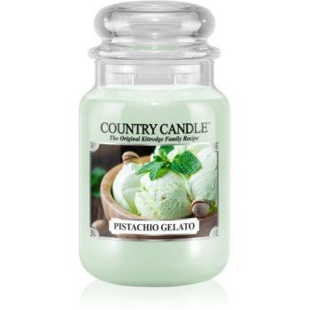 Country Candle Pistachio Gelato lumanari parfumate 652 g