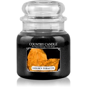 Country Candle Golden Tobacco lumanari parfumate 453 g