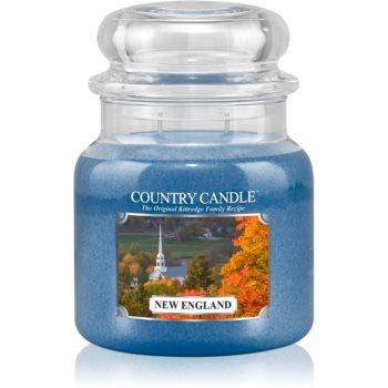 Country Candle New England lumânare parfumată