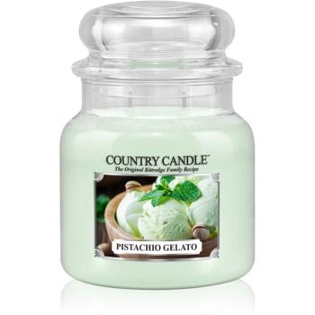 Country Candle Pistachio Gelato lumanari parfumate 453 g