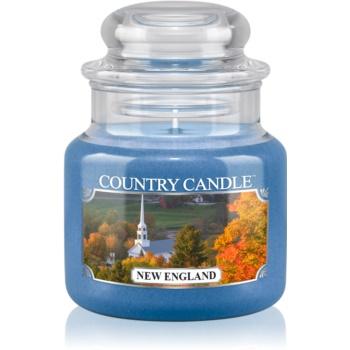 Country Candle New England vonná svíčka 104 g