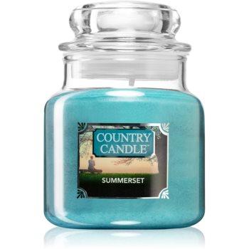 Country Candle Summerset lumânare parfumată poza noua