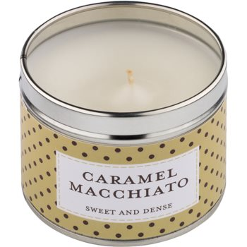 Country Candle Caramel Macchiato Duftkerze    in Blechverpackung 1
