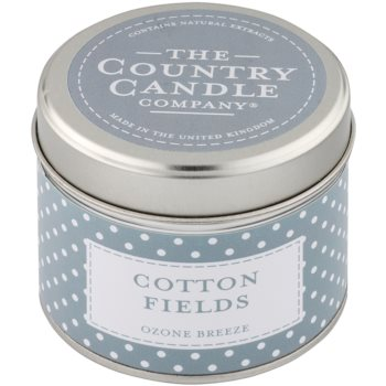 Country Candle Cotton Fields ароматна свещ    в кутия