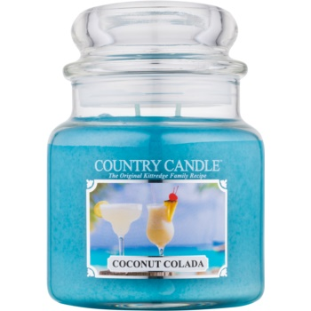 Country Candle Coconut Colada lumanari parfumate 453 g