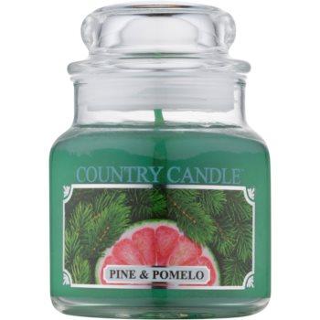 Country Candle Pine & Pomelo lumanari parfumate 104 g