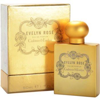 Crabtree & Evelyn Evelyn Rose® Eau De Parfum pentru femei 1