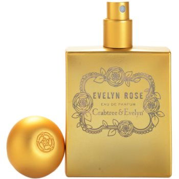 Crabtree & Evelyn Evelyn Rose® Eau de Parfum für Damen 3