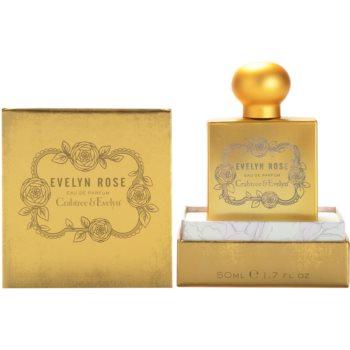 Crabtree & Evelyn Evelyn Rose® Eau de Parfum für Damen 4