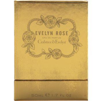 Crabtree & Evelyn Evelyn Rose® Eau De Parfum pentru femei 5