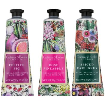 Crabtree & Evelyn Hand Therapy coffret VII. 1