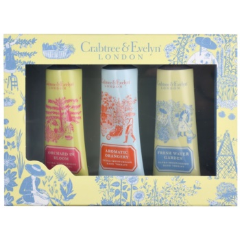 Crabtree & Evelyn Hand Therapy козметичен пакет  III.