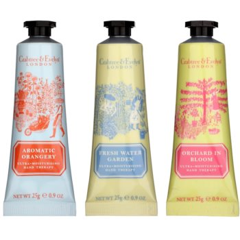 Crabtree & Evelyn Hand Therapy козметичен пакет  III. 1