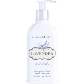 Crabtree & Evelyn Lavender nährende Handcreme