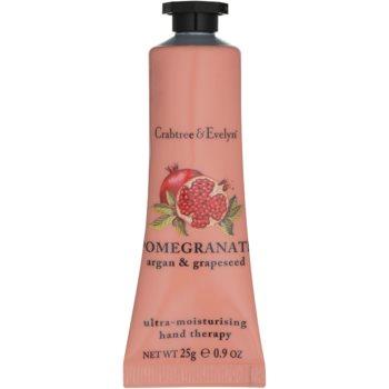 Crabtree & Evelyn Pomegranate crema hidratanta de maini