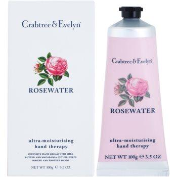 Crabtree & Evelyn Rosewater интензивен хидратиращ гел за ръце 1