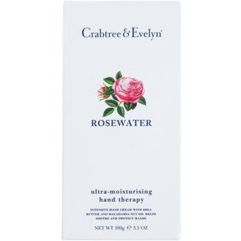 Crabtree & Evelyn Rosewater интензивен хидратиращ гел за ръце 2