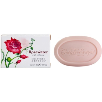 Crabtree & Evelyn Rosewater Feinseife