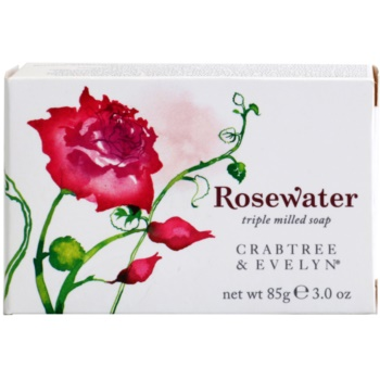 Crabtree & Evelyn Rosewater Feinseife 2