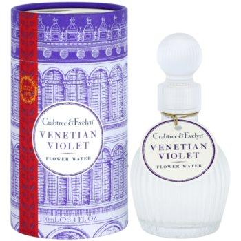 Crabtree & Evelyn Venetian Violet Eau de Toilette für Damen