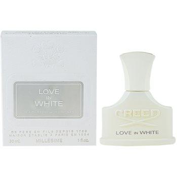 Creed Love in White Eau De Parfum pentru femei 30 ml