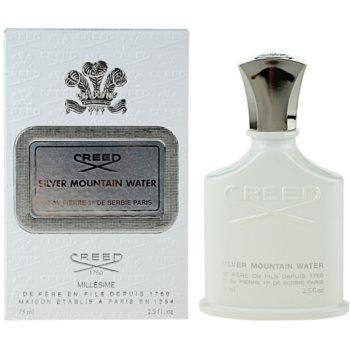 Fotografie Creed Silver Mountain Water parfemovaná voda pro muže 75 ml