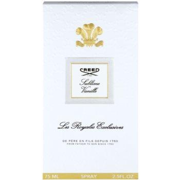 Creed Sublime Vanille Eau de Parfum unisex 4