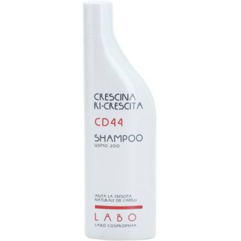 Crescina Re-Growth CD 44 200 Șampon împotriva părului subțiat pentru barbati