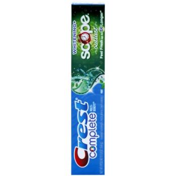 Crest Complete Scope Whitening+ Outlast zobna pasta za beljenje zob za svež dah 2