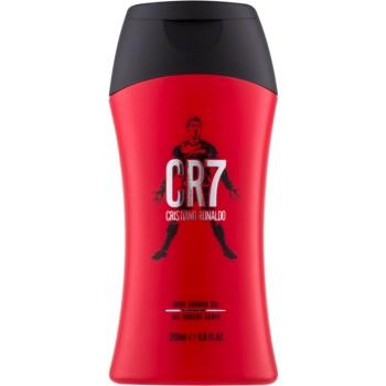 Cristiano Ronaldo CR7 gel de dus pentru barbati 200 ml