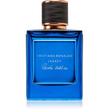 Cristiano Ronaldo Legacy Private Edition eau de parfum pentru barbati 50 ml