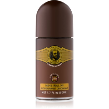 Cuba Gold Deodorant roll-on pentru barbati