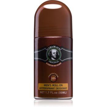 Cuba Black Deodorant roll-on pentru barbati