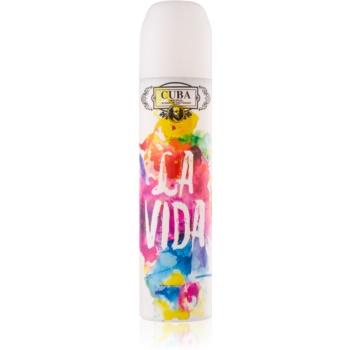 Cuba La Vida eau de parfum pentru femei 100 ml