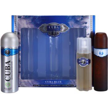 Cuba Blue Gift Sets 1