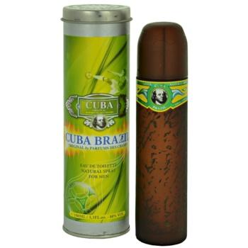 Cuba Brazil Eau de Toilette pentru barbati 100 ml